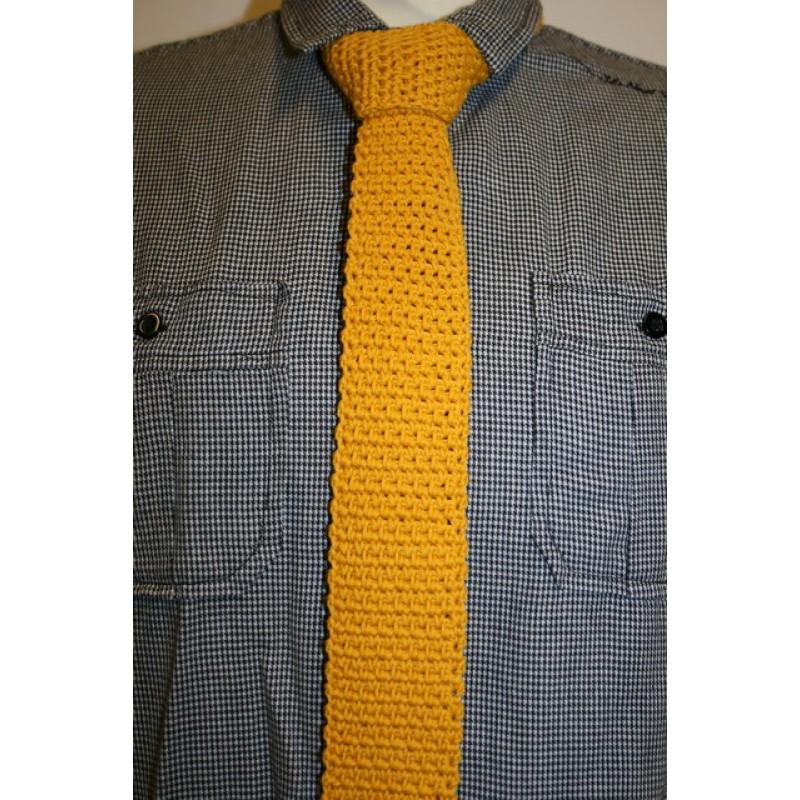 Hæklet slips-31