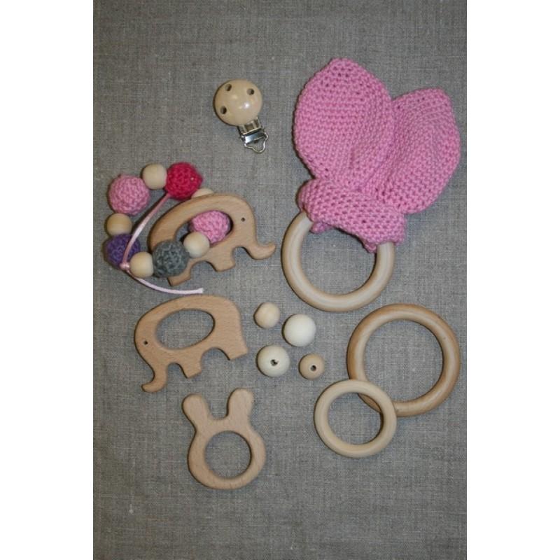 Træting til baby-legetøj