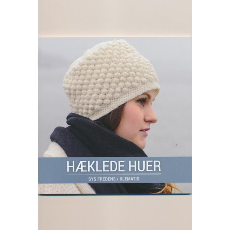 Klematis/ Hæklede Huer-33