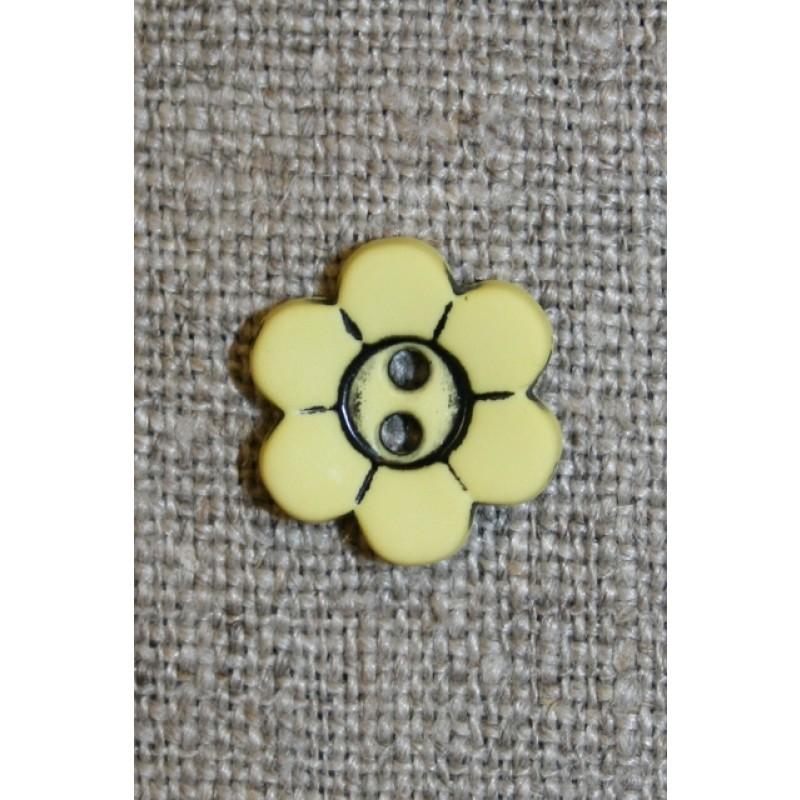 Blomsterknaplysegul-31