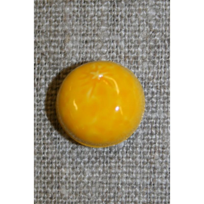 Knap gul i appelsin-look-33