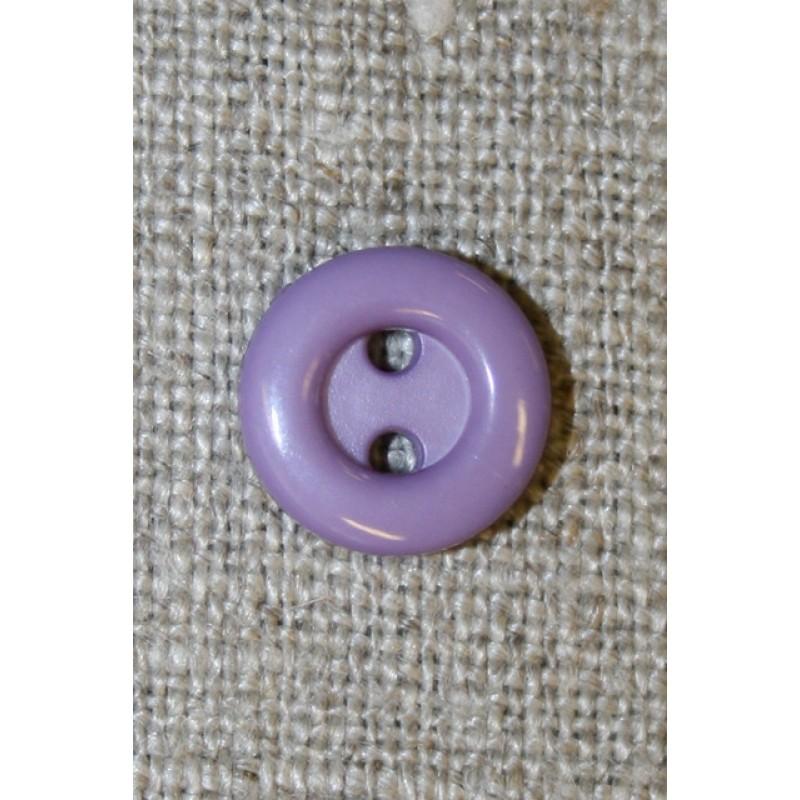 2-huls knaplyng/lyselilla, 11 mm.
