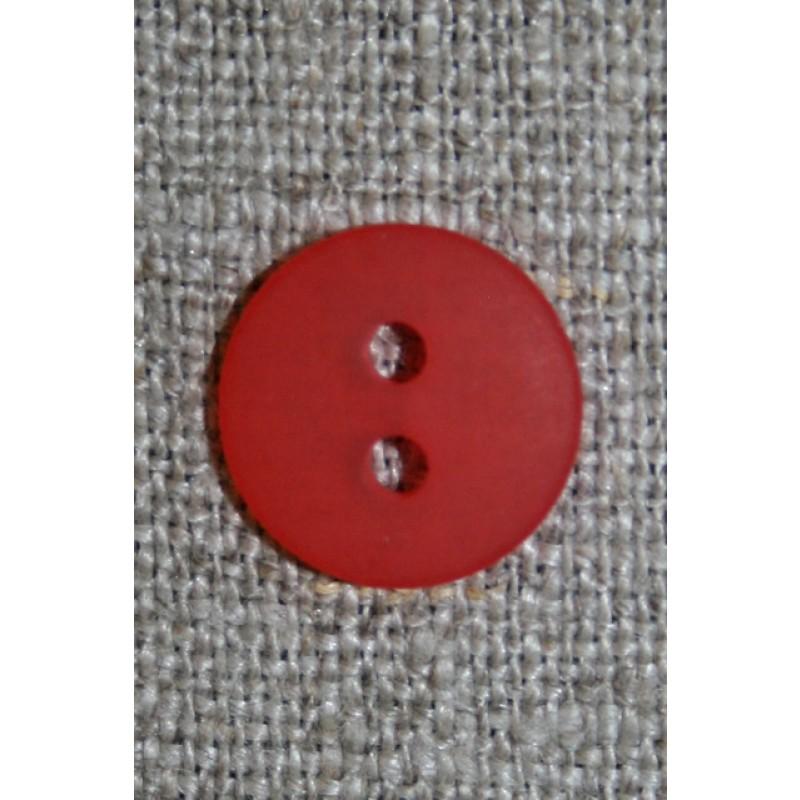 2-huls knap koral, 13 mm.