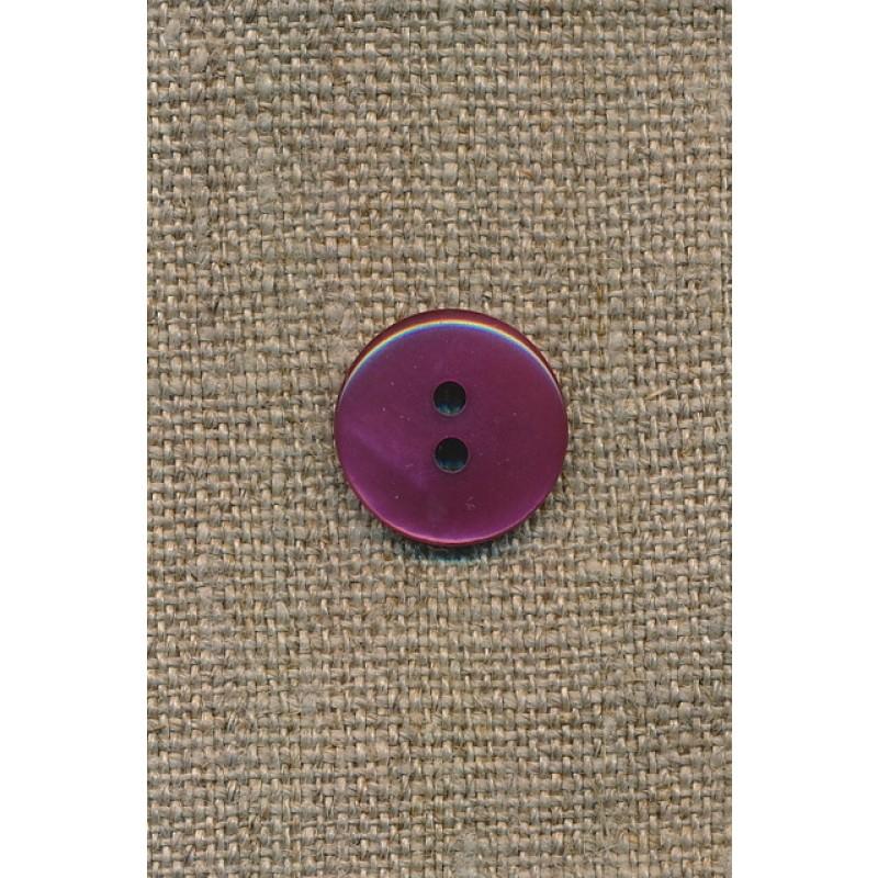 Blank 2-huls knap lyng, 15 mm.-31
