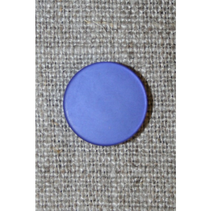 Rund knap lavendel/lilla, 20 mm.-35