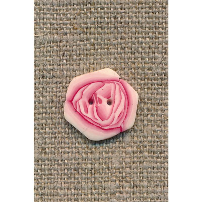 Hamilton-knap, rose