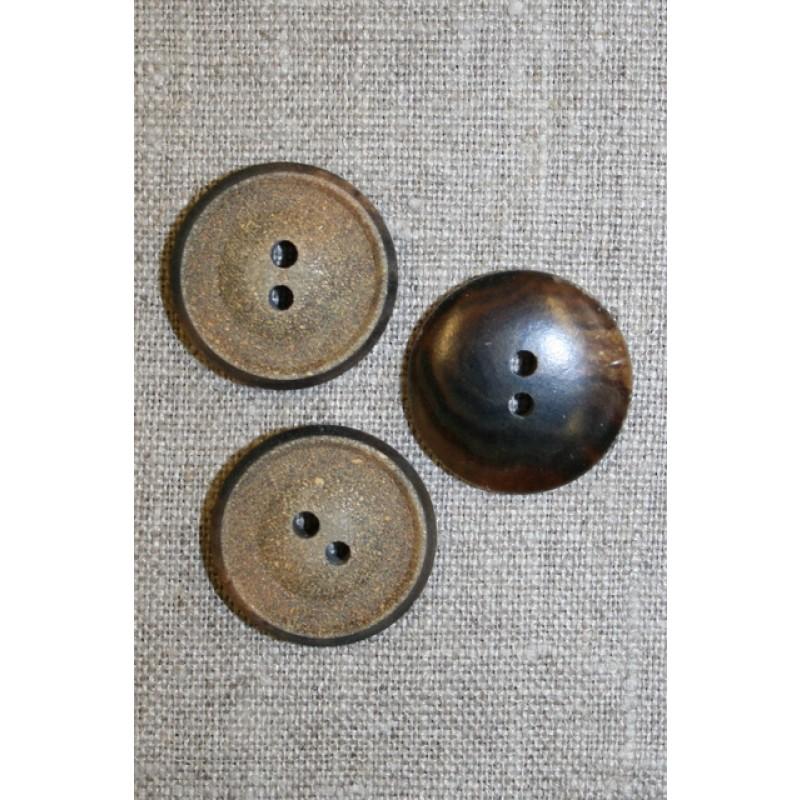 Kokosknap 25 mm. granit-look-33