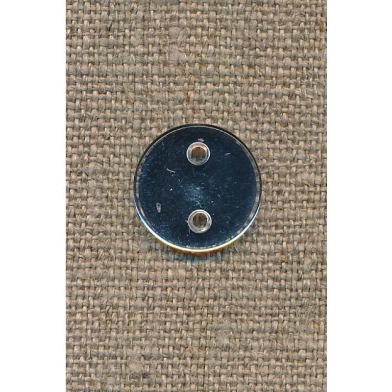 Pyntespejl rund, 15 mm.-33