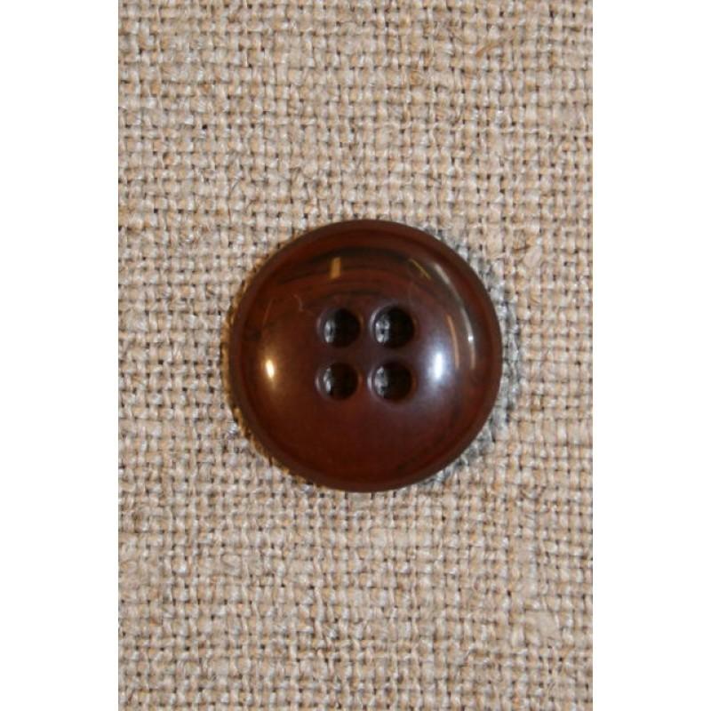 Brun/orange 4-huls, 15 mm.-31