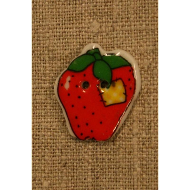 Porcelæn-look jordbær