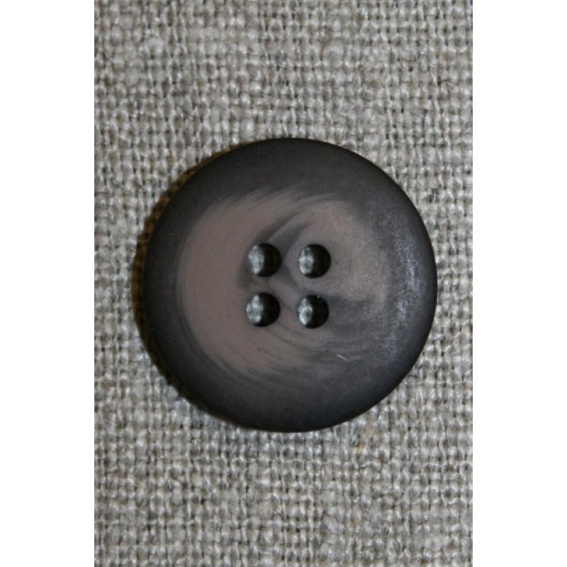 4hulsknapgrbrunmeleret20mm-31