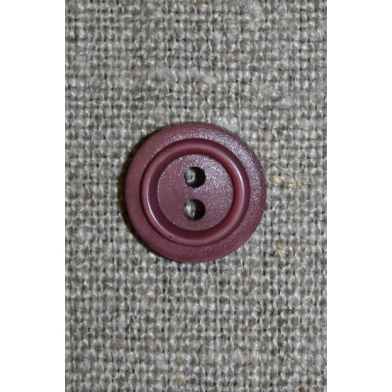 2-huls knap støvet lyng, 12 mm.-31