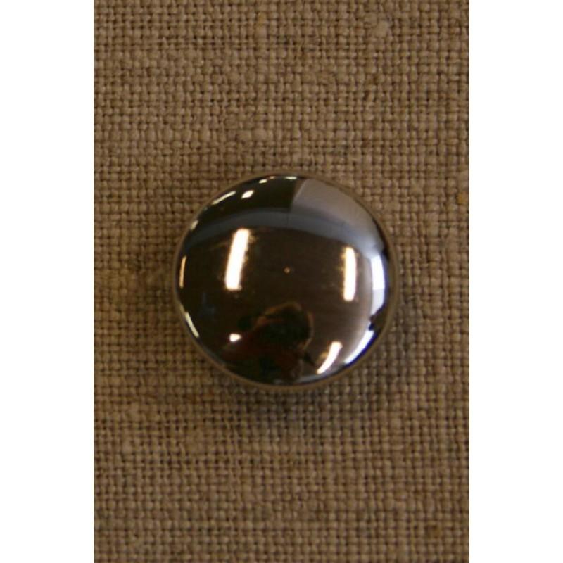 Sølvknap 18 mm.-31