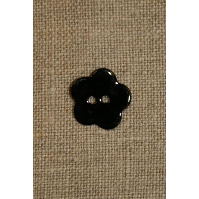 Perlemors blomst, sort-31
