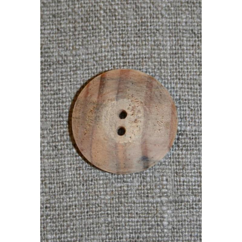 Rå træknap, lys 23 mm.-31