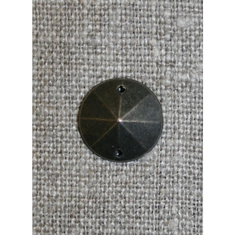 Pyntesten gl.sølv, 14 mm.-33