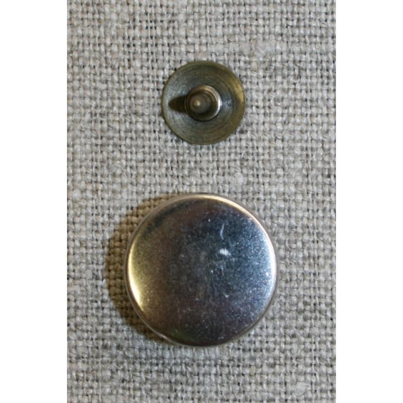 Patent knap sølv