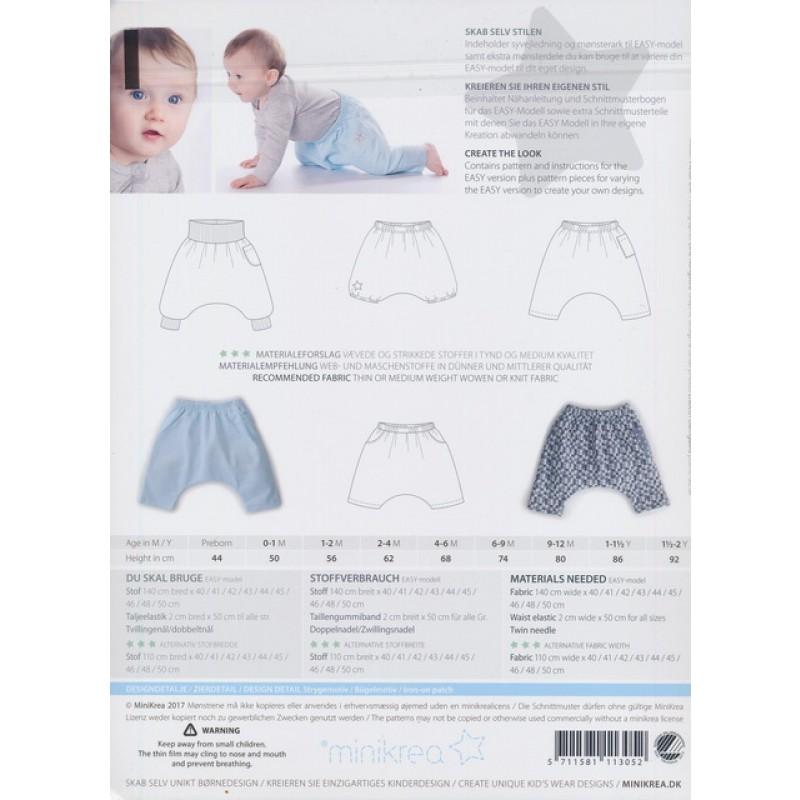 11305 Minikrea Baby Haremsbuks-35