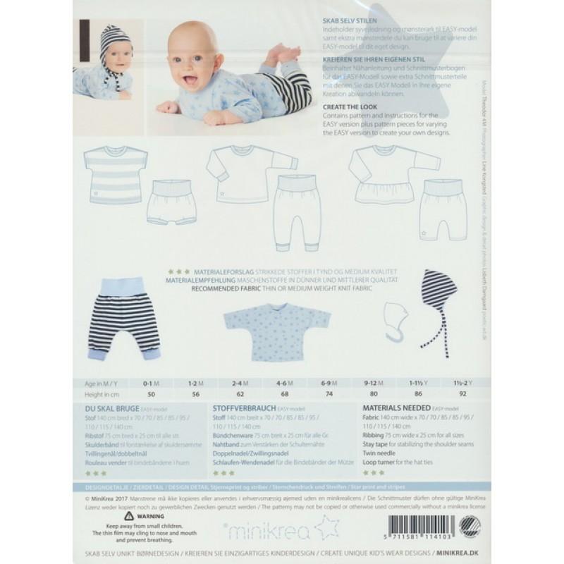 11410 Minikrea babysæt med hue-33