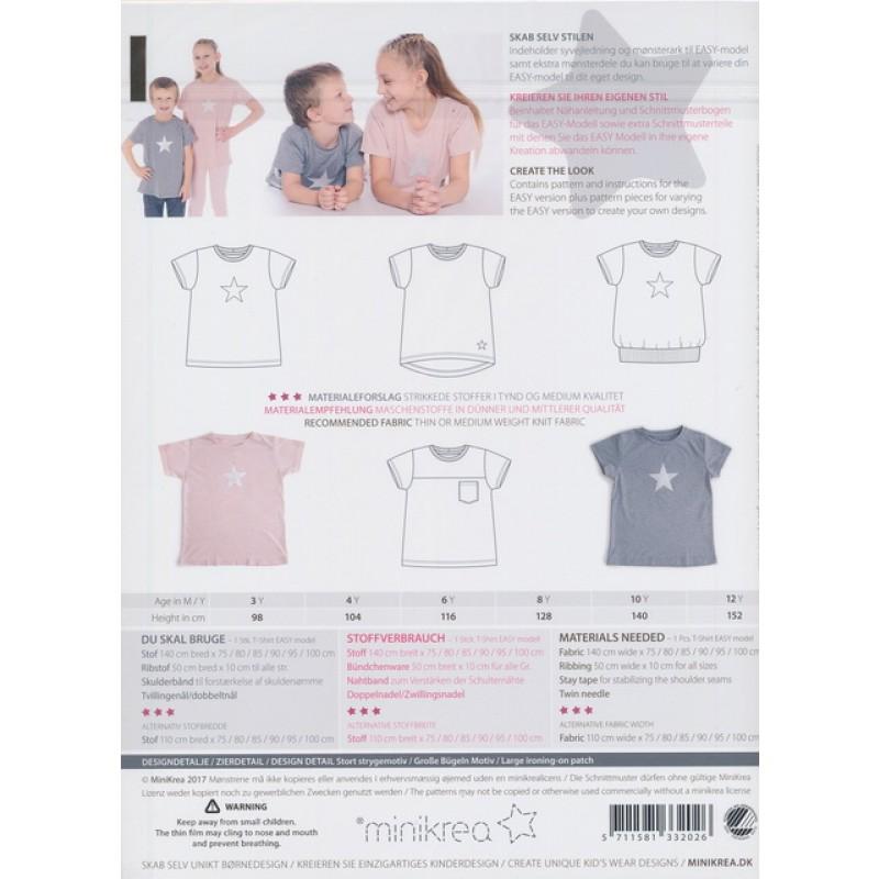 33202 Minikrea Kortærmet T-shirt-35