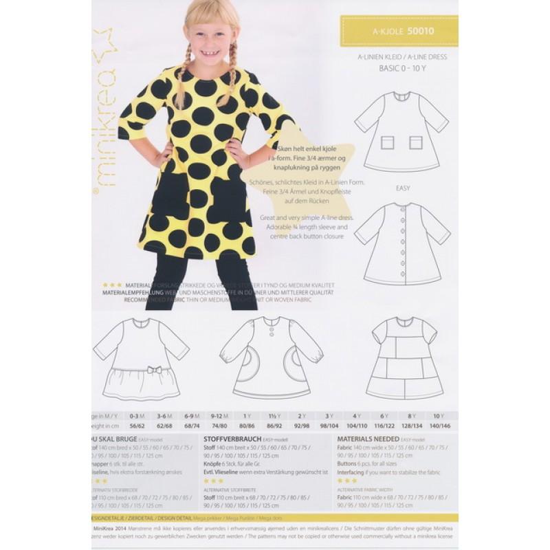 50010 Minikrea A-kjole-35