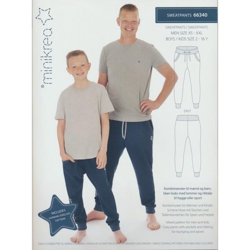 66340 Minikrea Sweatpants dreng/herre-04