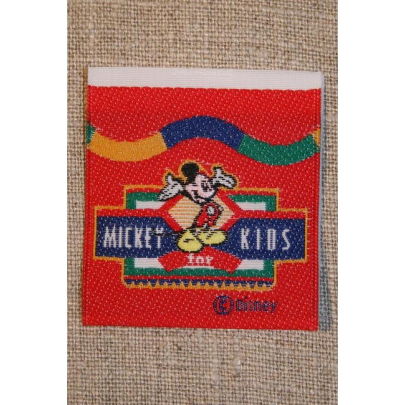 Motiv m/Mickey