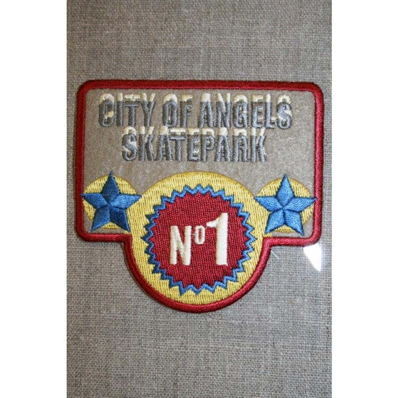 """Motiv """"City og Angels Skatepark"""""""