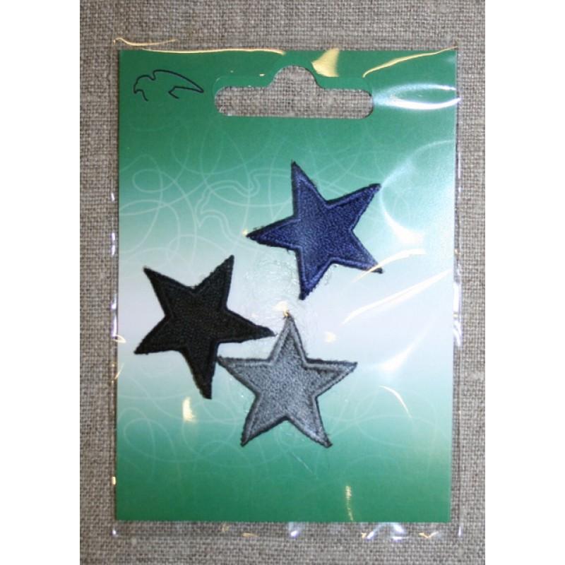 3 stjerne mærker