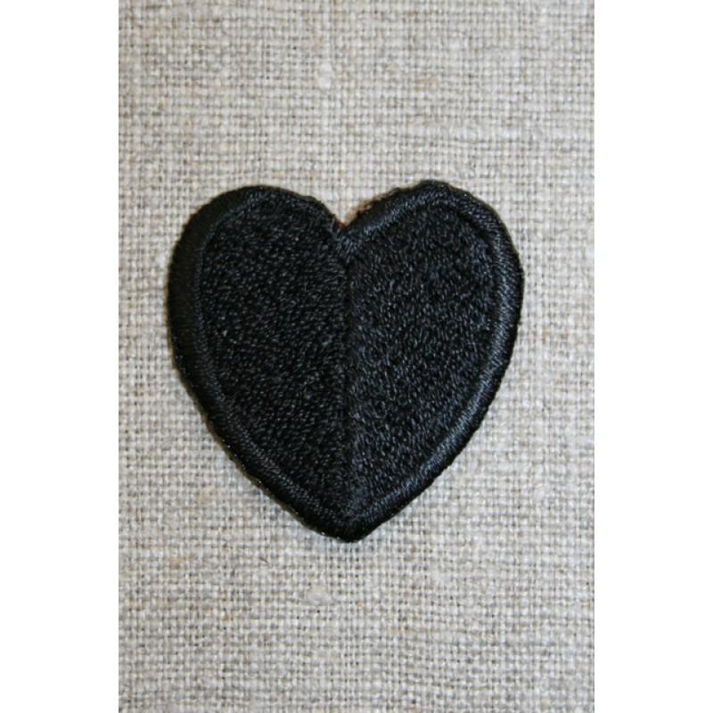 Hjerte sort