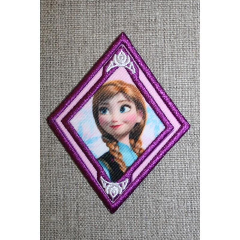 Disney Frost, rude Anna lilla-35
