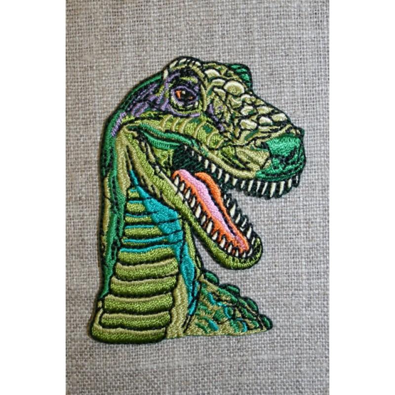 Strygemærke m/dinosaurus-35