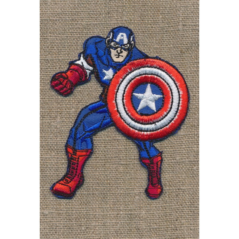 """Motiv Avengers """"Captain Amerika""""-33"""