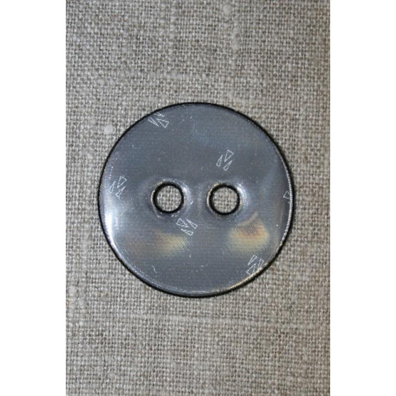 Motiv reflex knap m/2 huller, 40 mm.-35