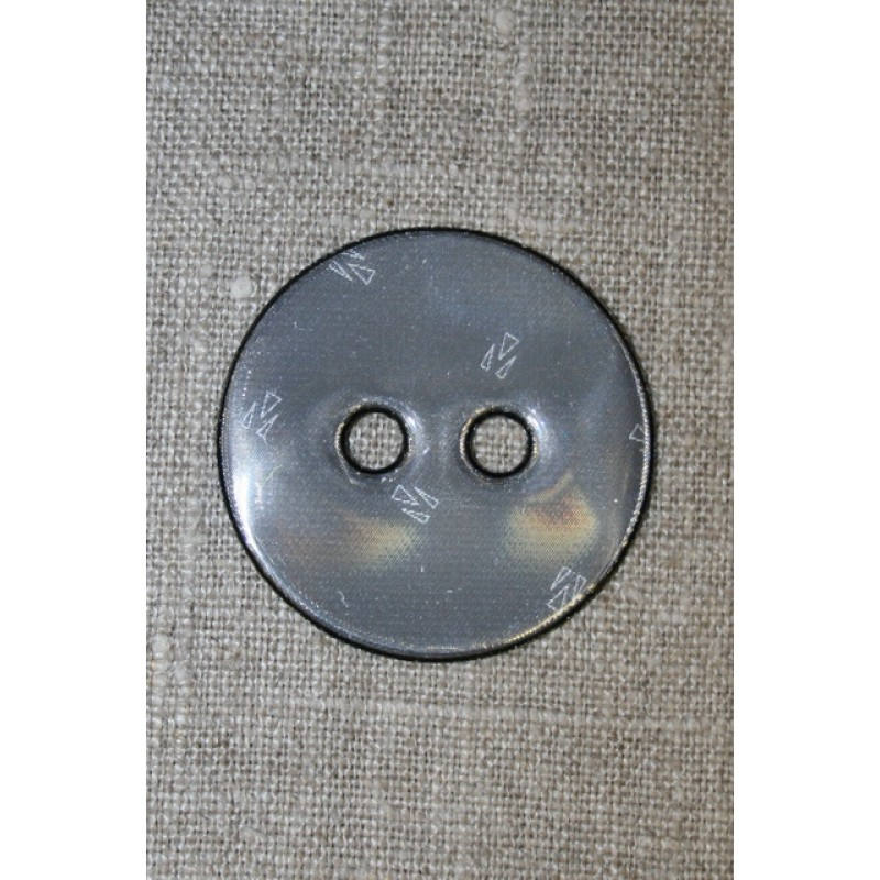 Motiv reflex knap m/2 huller, 40 mm.