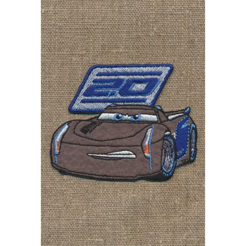 Biler/Cars grå-35