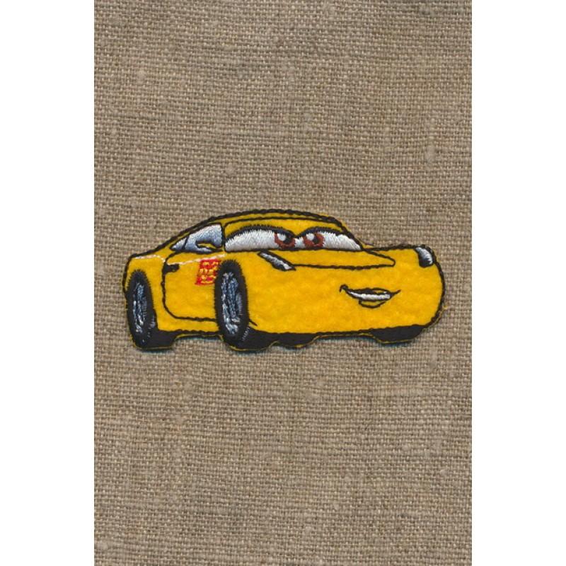 Biler/Cars gul-35