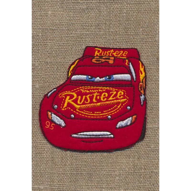 Biler/Cars Lynet McQueen/Rusteze