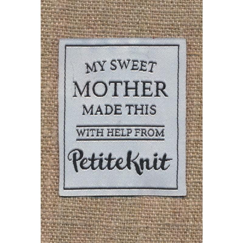 Motiv PetiteKnit My sweet mother made this-34