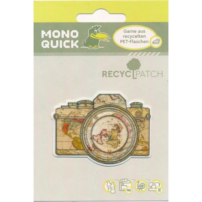 Recycled - Motiv camera med atlas