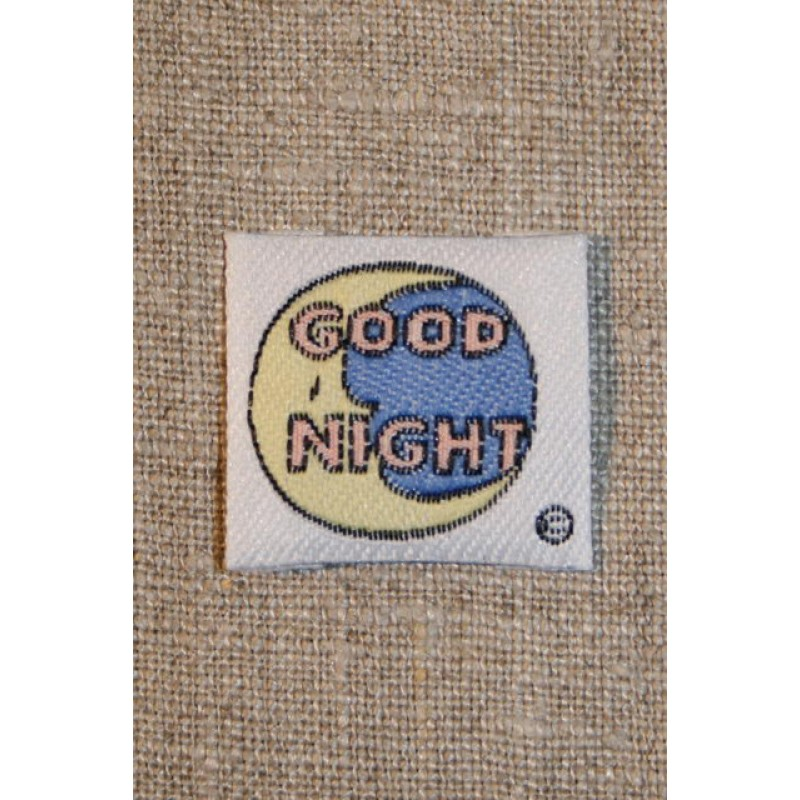 "Mærke måne ""good night""-33"