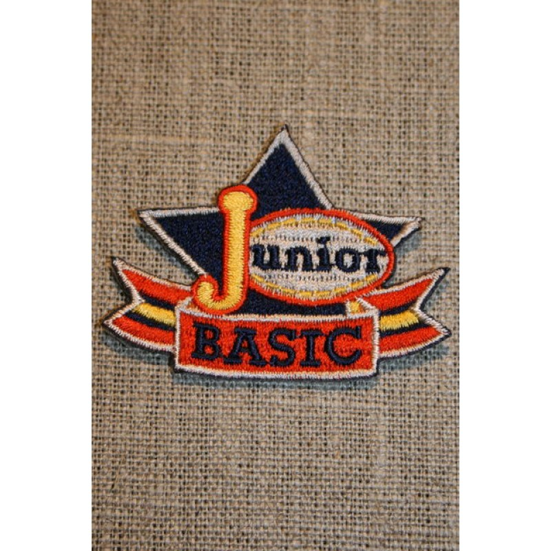 "Strygemærke ""Junior Basic""-31"
