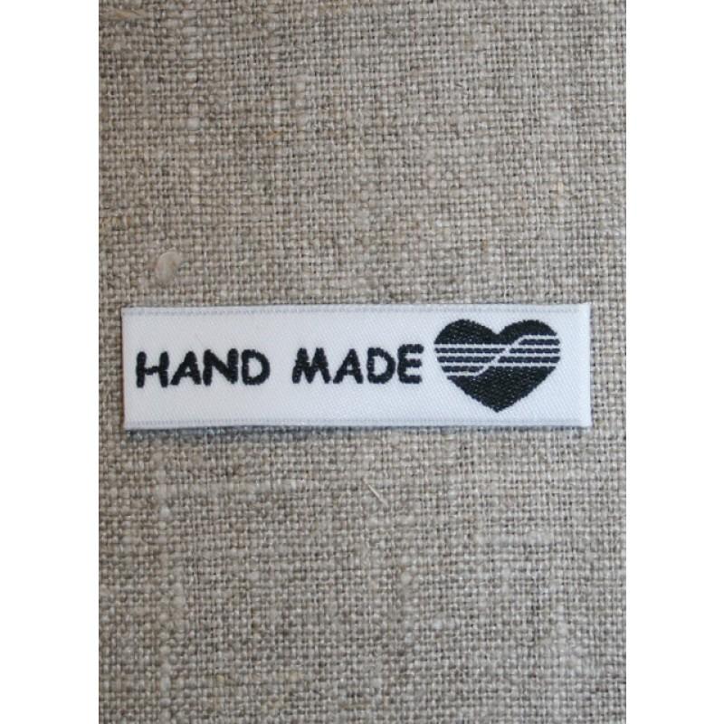 Mærke Hjertegarn/Hand Made-33