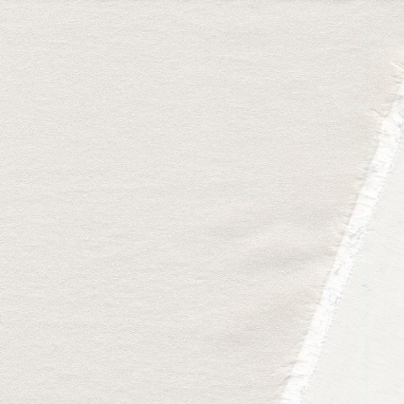 Rest Elastisk twill m/glimmer, off-white 85 cm.-33