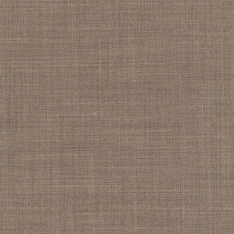 Uld/polyester m/stræk lysebrun meleret-33