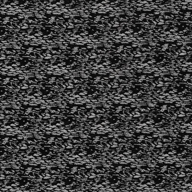 Bengalin mønstret i sort og hvid-36