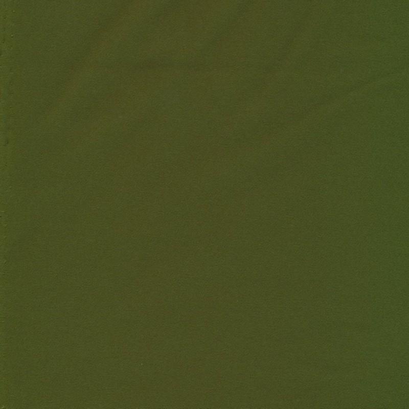 Gabardine med stræk i oliven-grøn-38