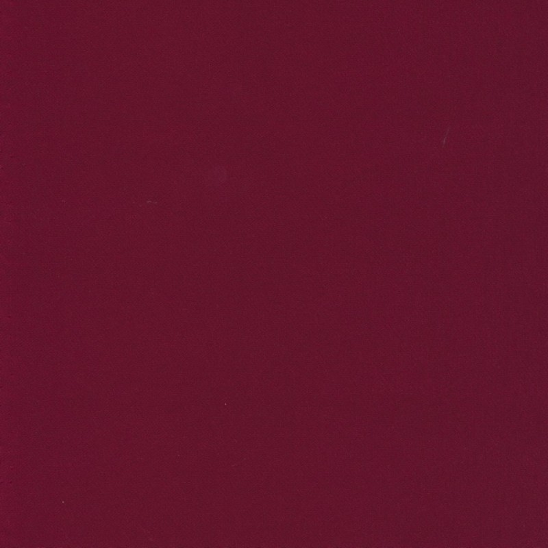 Gabardine med stræk i mørk rød-39