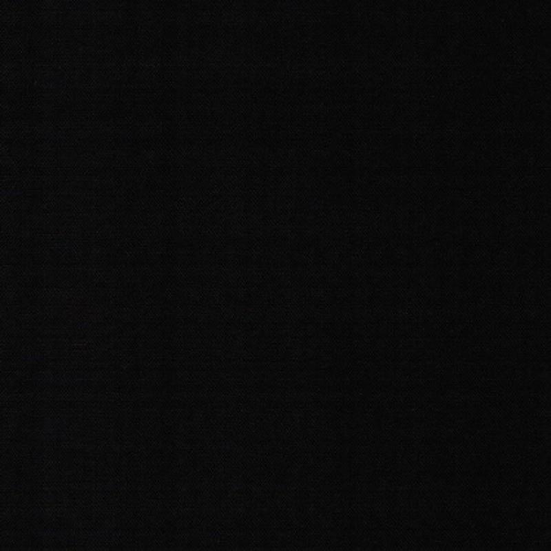 Bi-stræk i polyester i sort