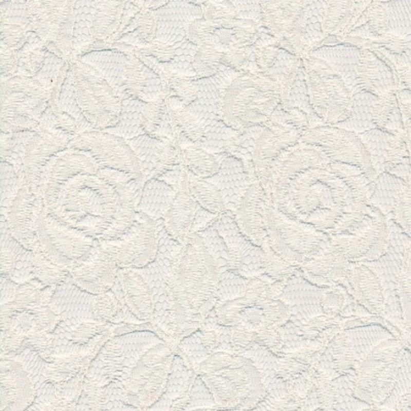 Blonde m/roser, knækket hvid-35